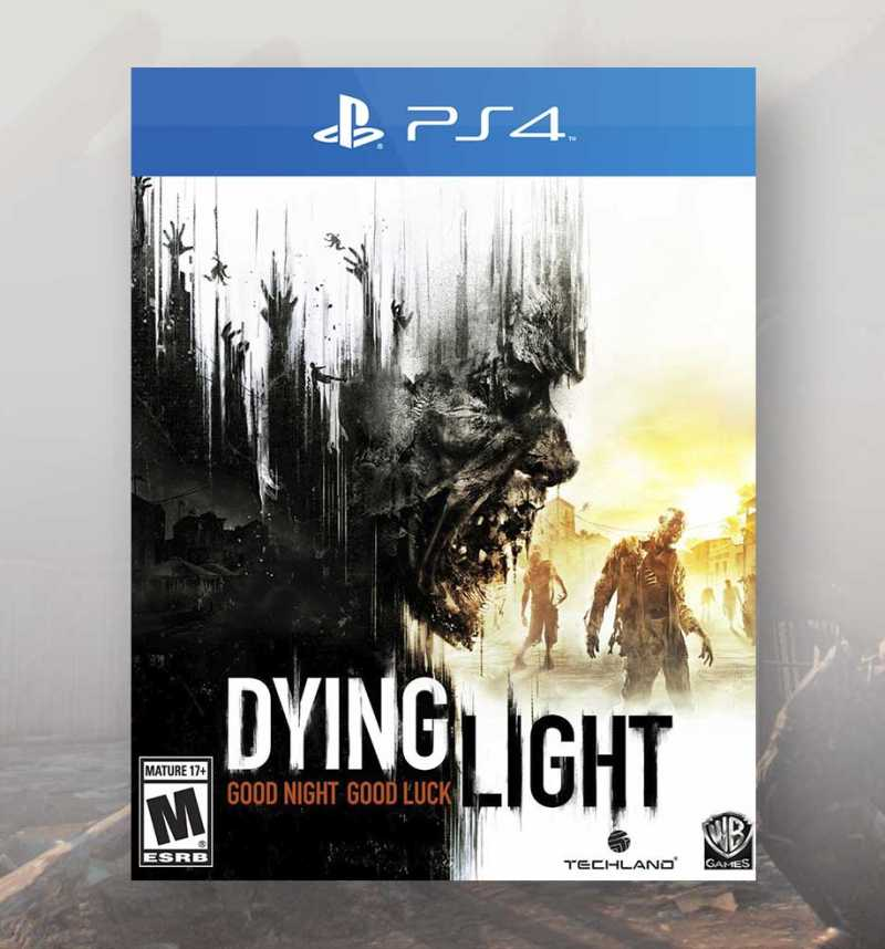 Dying Light (PS4) - consogame com