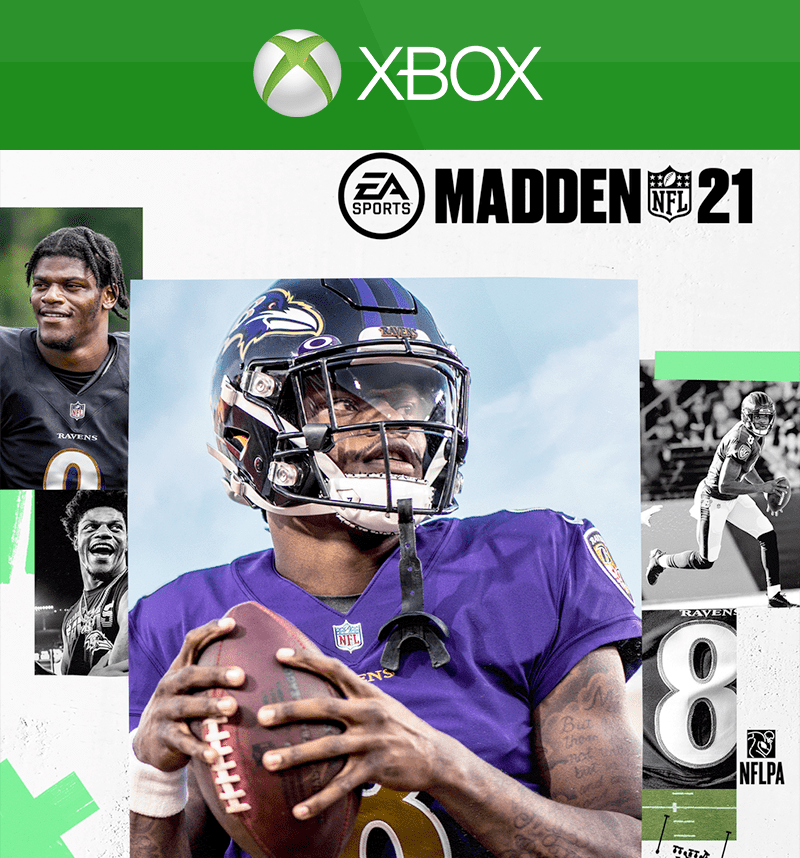 Multilanguage MADDEN NFL 21 Xbox One Digital Download