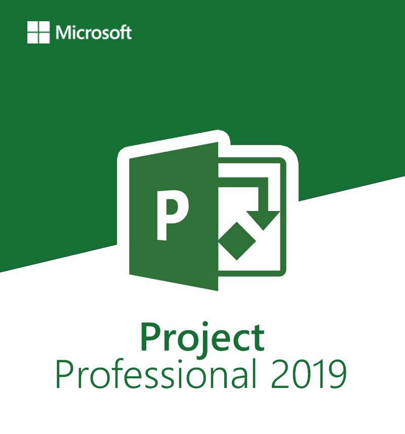 Microsoft Project 2019 Professional Consogame Com